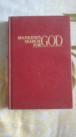 MANKINGS  SEARCH FOR GOD(实物图)