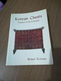 Korean  Chests   Treasures  of  the  Yi  Dynasty 朝鲜家具:李朝的宝藏