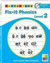 Fix-it Phonics: Workbook 2 Level 2