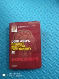 Dorland's Pocket Medical Dictionary, 29th Edition (Dorland's Medical Dictionary)