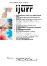 International Journal of Urban and Regional Research, Volume 42, Issue 4