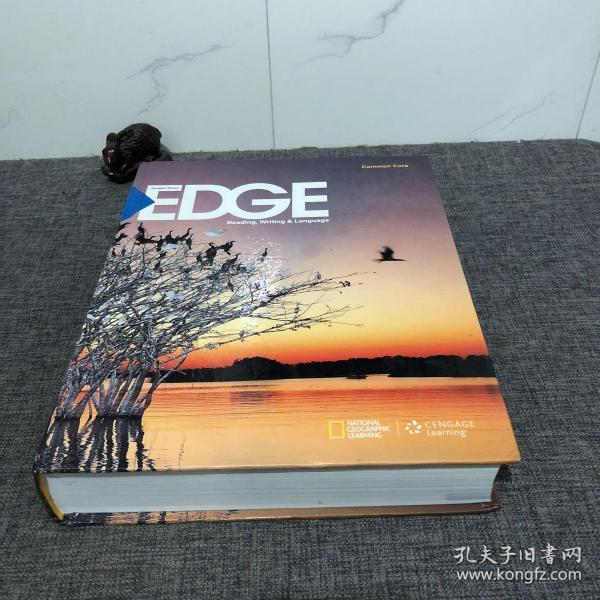 edge reading writing language【精装本】
