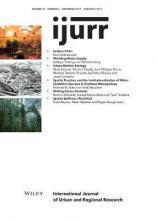 International Journal of Urban and Regional Research, Volume 41, Issue 6