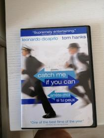 DVD Catch Me If You Can 两碟装