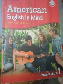 American English in Mind StudentS Book 1(无光盘)