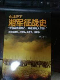 血戰天下(湘軍征戰史)