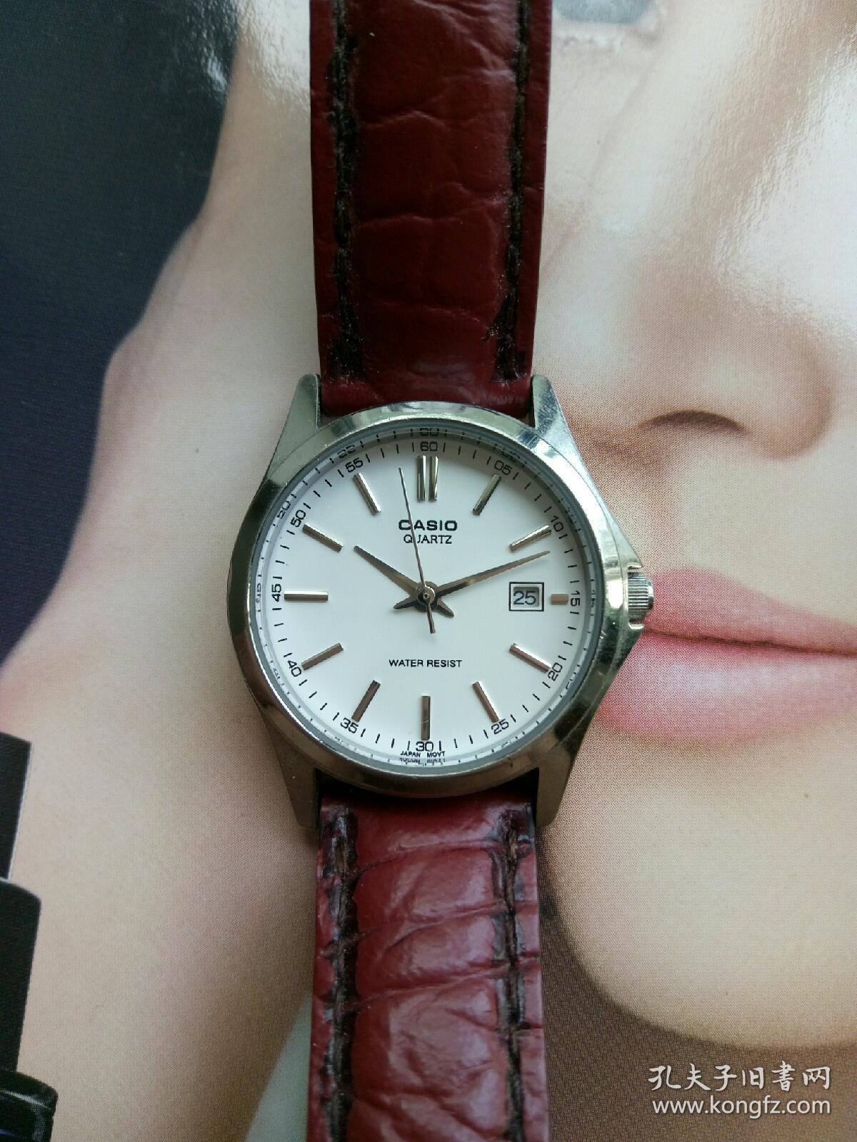 卡西欧手表价格