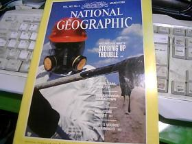 NATIONAL GEOGRAPHIC 美国国家地理杂志 英文原版 1985.4