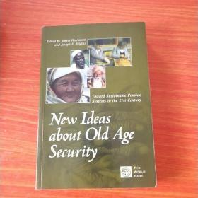 New Ideas about Old Age Security (内有少量划线