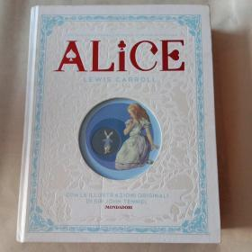 ALICE LEWIS CARROLL