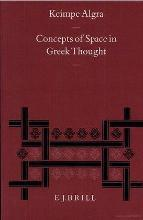 Concepts of Space in Greek Thought