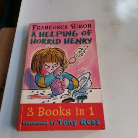 A Helping of Horrid Henry (3 Books in 1)