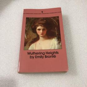 Wuthering Heights 呼啸山庄 英文原版