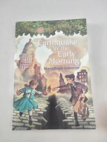 Earthquake in the Early Morning (Magic Tree House #24)神奇树屋24:清晨的地震