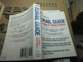 THE EURAIL GUIDE TO WORLD TRAIN TRAVEL 5867