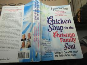 CHICKEN SOUP FOR THE CHRISTIAN FAMILY SOUL 5867
