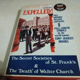 THE SECRET SOCIETIES OF ST. FRANK,S THE DEATH OF WALTER CHURCH