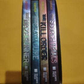 THE MAZE RUNNER SERIES(移动迷宫4册)