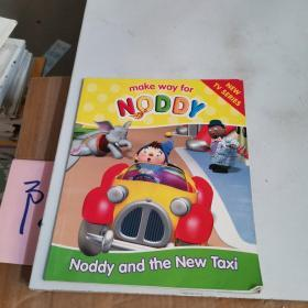 Noddy and the New Taxi[英文绘本]