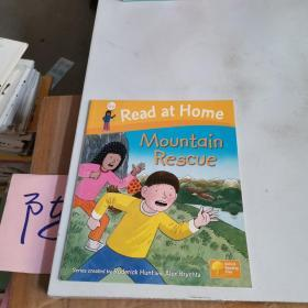 Read at Home 5c:Mountain Rescue [英文绘本]