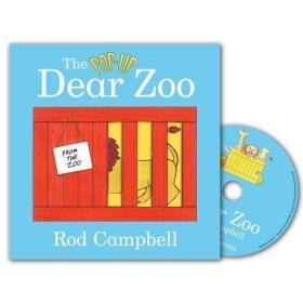 The POP-UP Dear ZooH2 Rod Campbell