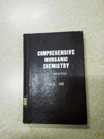 7449 COMPREHENSIVE INORGANIC CHEMISTRY ·R.C.BRASTED  VOL.VIII