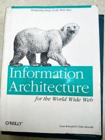 8841 information architecture for the world wide web