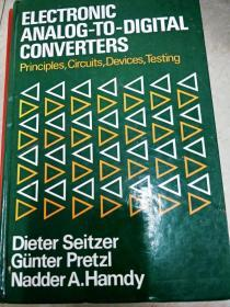 8878 electronic analog-to-digital converters principles,circuits ,devices testing