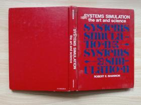 Systems Simulation : The Art and Science(有划线)