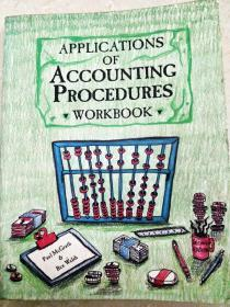 8839 applications of accounting procedures workbook