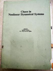 8856 chaos in nonlinear dynamical systems