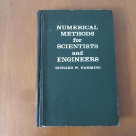 NUMERICAL METHODS for SCIENTISTS and ENGINEERS 科学家和工程师的数值方法