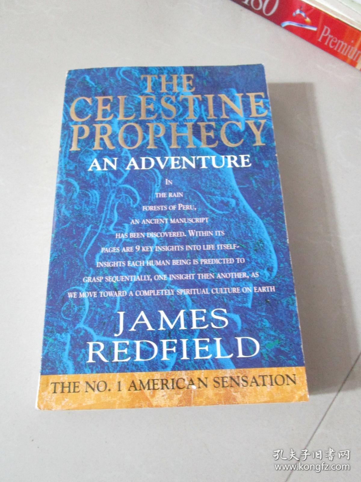 THE CELESTINE PROPHECY AN ADVENTURE(32开本)