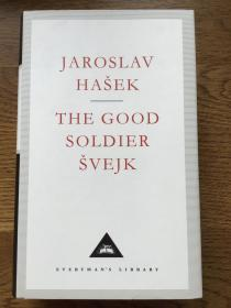 The good soldier svejk 好兵帅克 Joraslov Hasek 哈谢克 Everyman's Library 人人文库