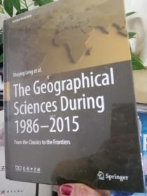THE Geographical Sciences During1986-2015
