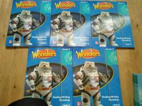 Wonders Reading/writing  Workshop  unit1-6缺5