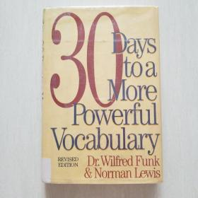 30  days toa more poewrfull vocabulary