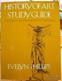 History of Art Study Guide to Accompany H.W. Janson History of Art,. Third Edition