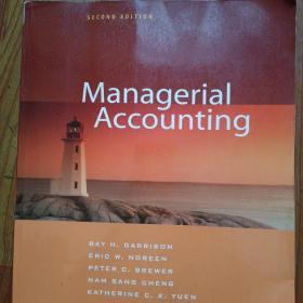 Manageriel  Accounting