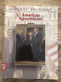 American government (annual editions) 05/06