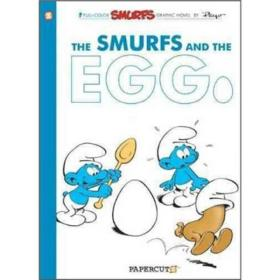 The Smurfs #5: The Smurfs and the Egg蓝精灵系列