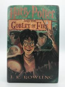 Harry Potter And The Goblet Of Fire 英文原版-《哈利·波特与火焰杯(儿童版)》