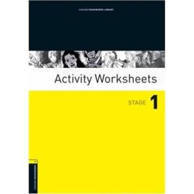 Oxford Bookworms Library Third Edition Stage 1: Activity Worksheets