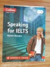 Collins Speaking for Ielts. by Karen Kovacs