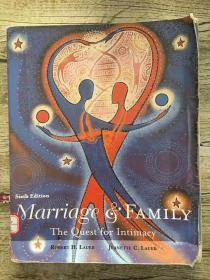 Marriage and Family: The Quest for Intimacy  6th Edition