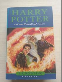 Harry Potter and the Half-Blood Prince (哈利波特与混血王子) 英文原版 硬精装