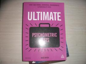 Ultimate Psychometric Tests: Over 1000 Verbal, N【712】