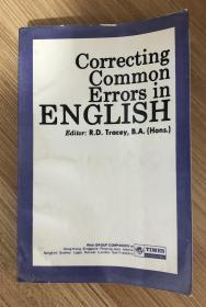 Correcting Common Errors in English 改正英语学习中的常犯错误