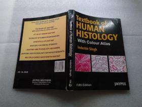 【英文版】Textbook of HUMAN HISTOLOGY