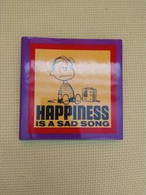 Happiness Is A Sad Song (peanuts)